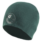 Beanie hat (bottle green) £8.Also available in black, royal blue, charcoal grey, navy blue and white.