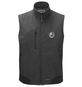 Soft shell gillet (navy blue) £40Also available in black and red.
